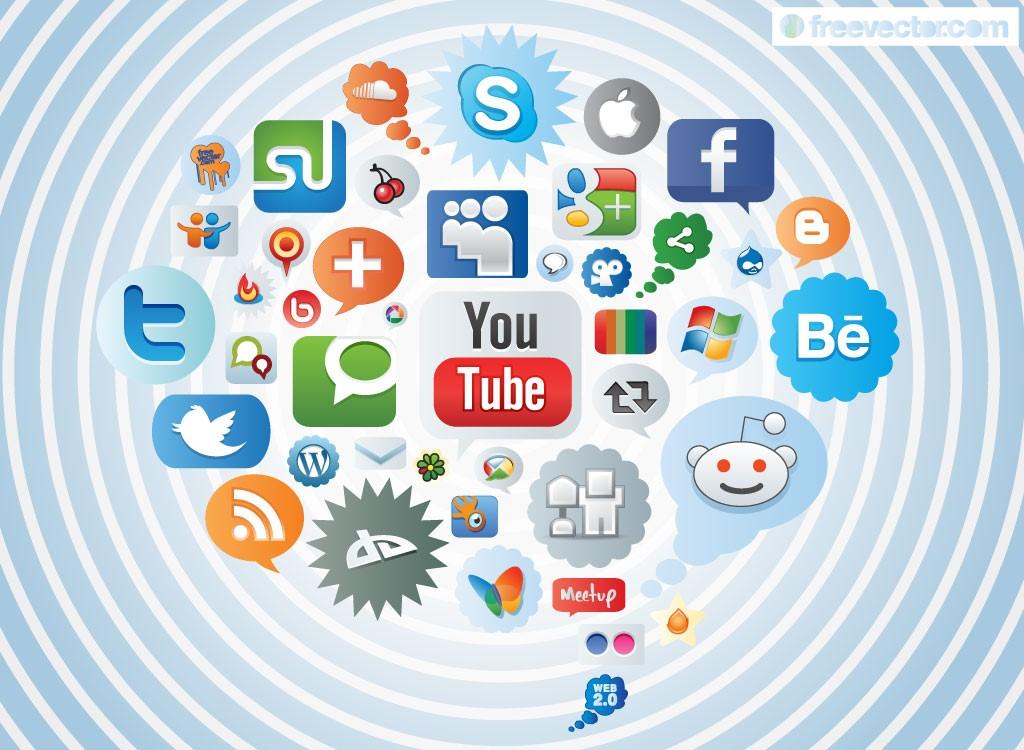 Социальные сети - SKRIPTERinfo